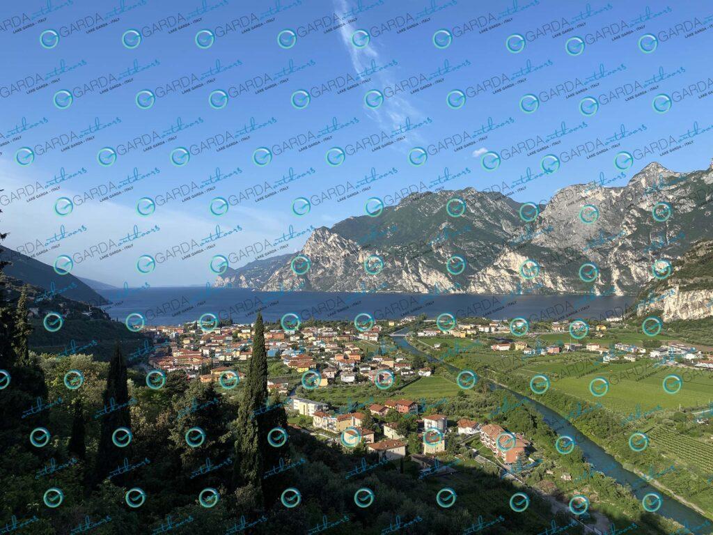Panoramica Torbole sul Garda