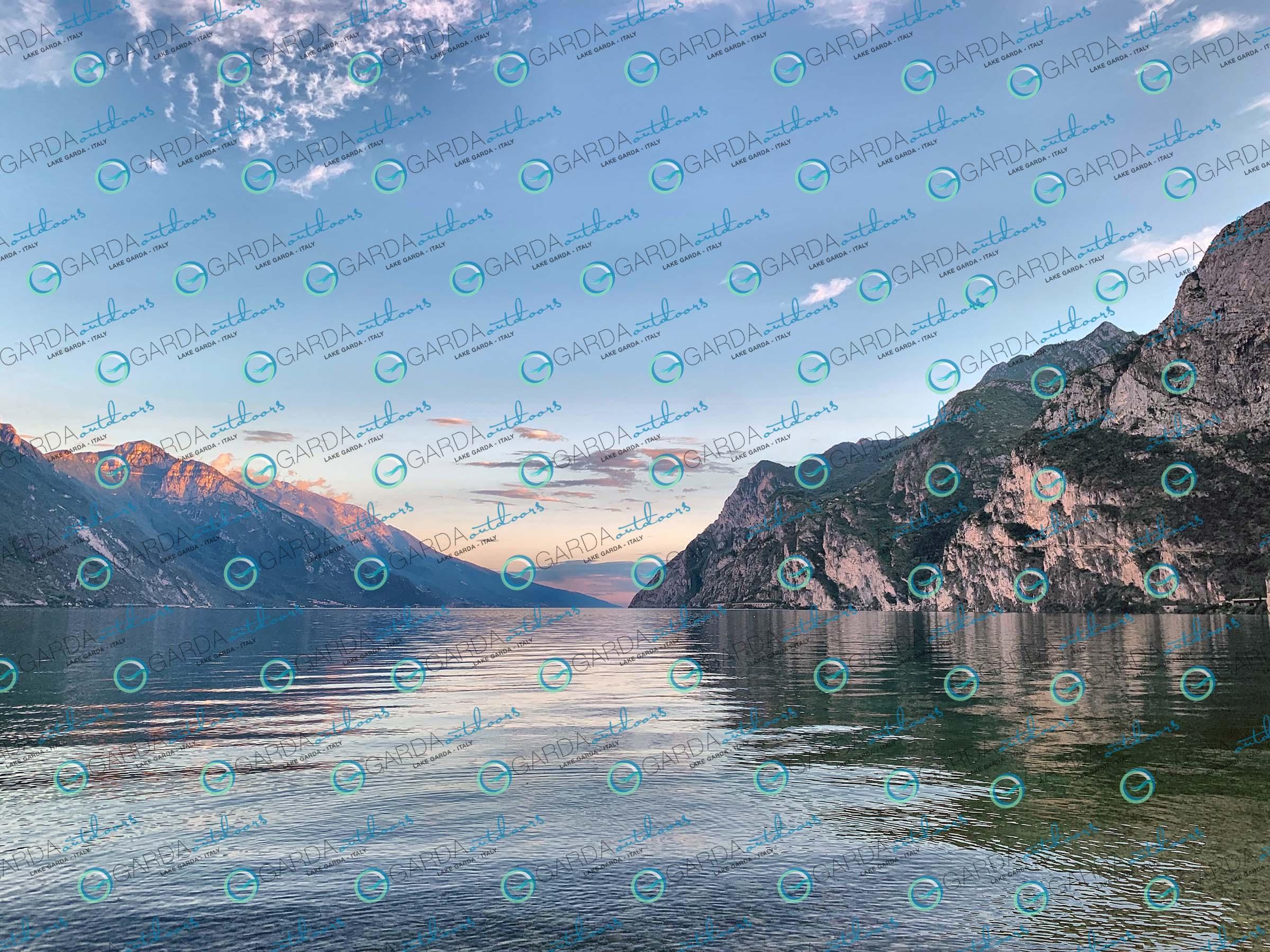 Punta Lido Sunset - Riva del Garda