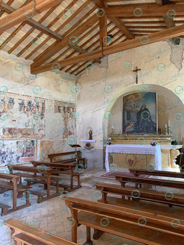 Biaza – chiesa di Sant'Antonio Abate