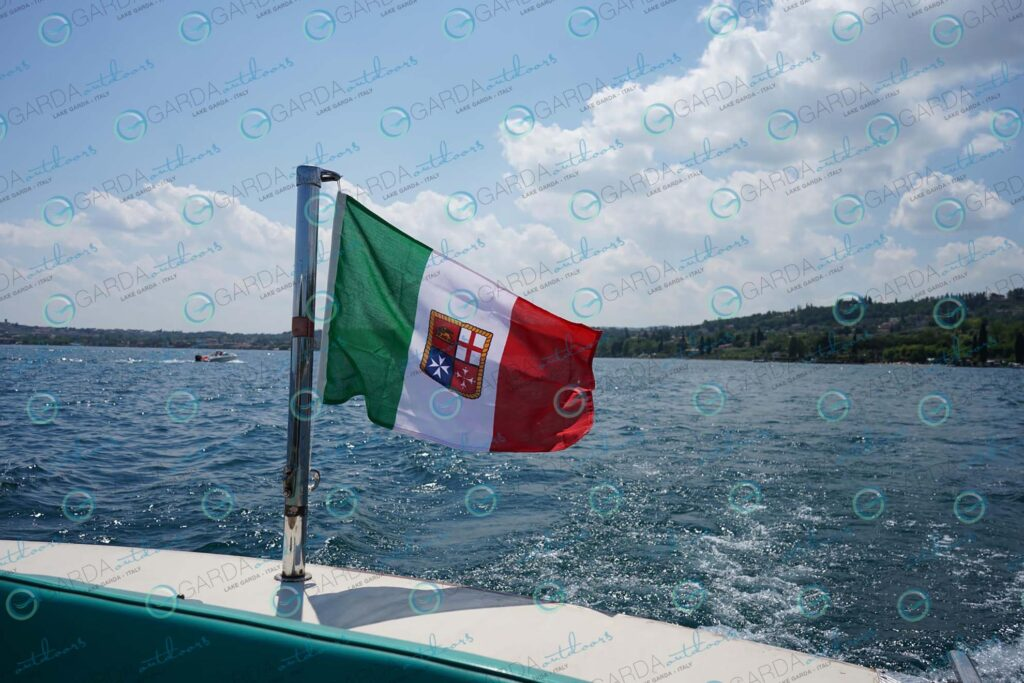 San Felice del Benaco – italian flag