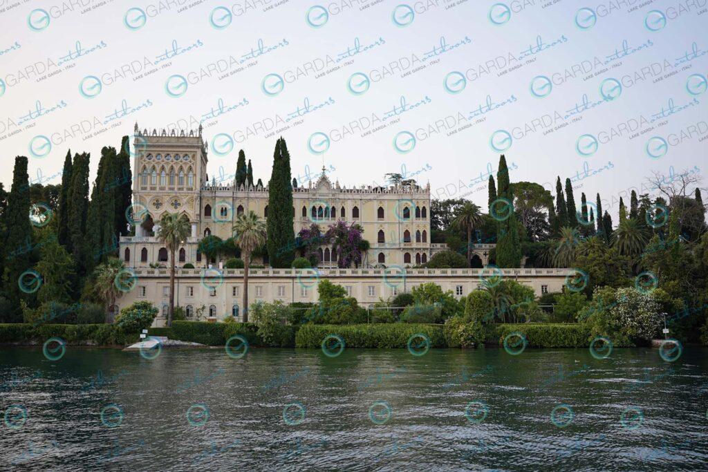 Isola del Garda – villa Borghese Cavazza