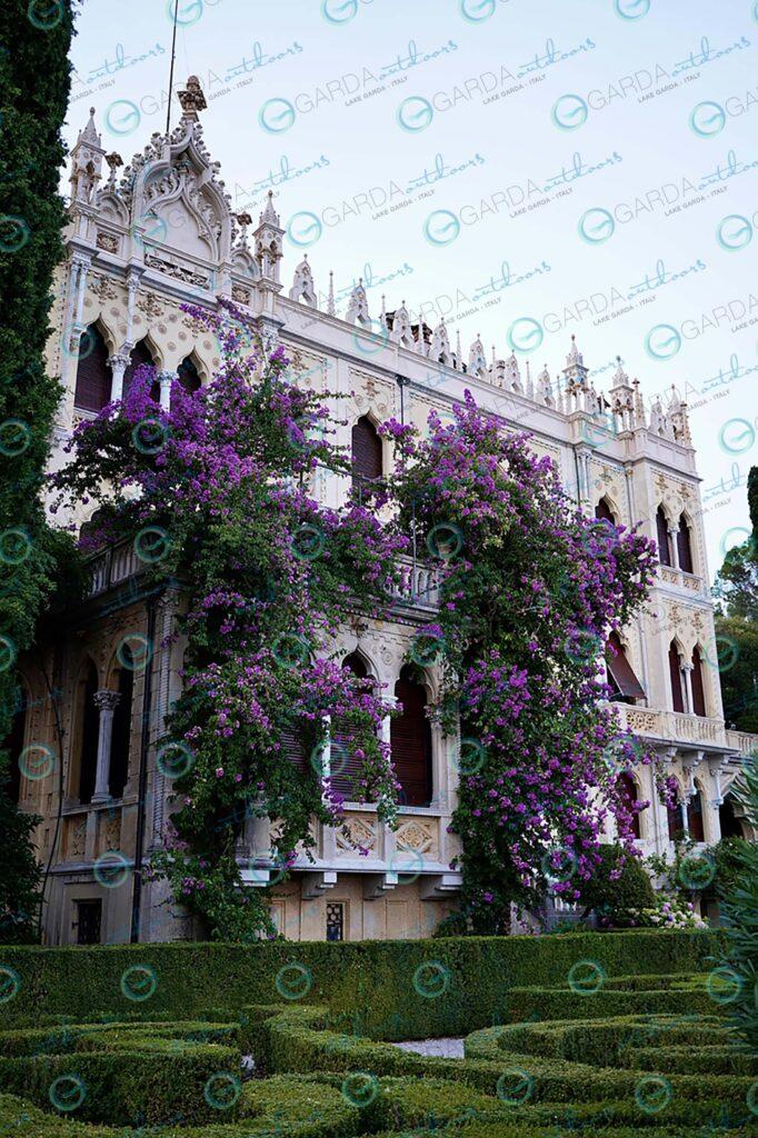Isola del Garda – the bouganville