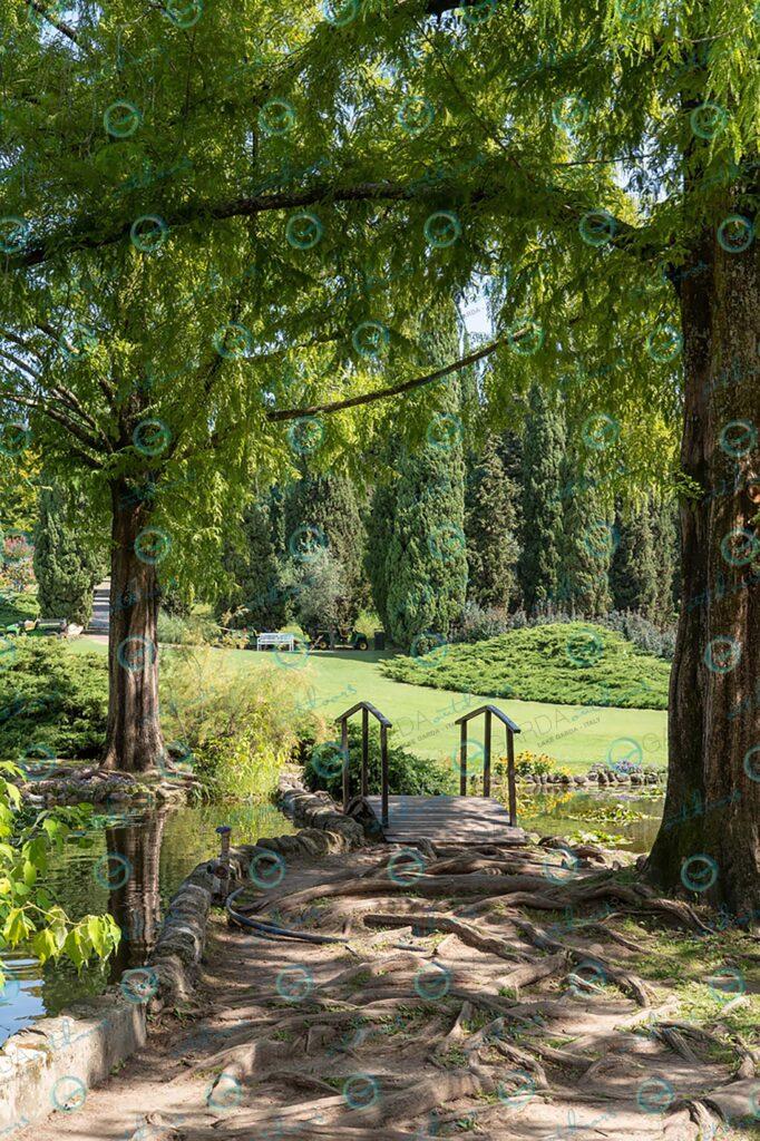 Parco Giardino Sigurtà – little bridge