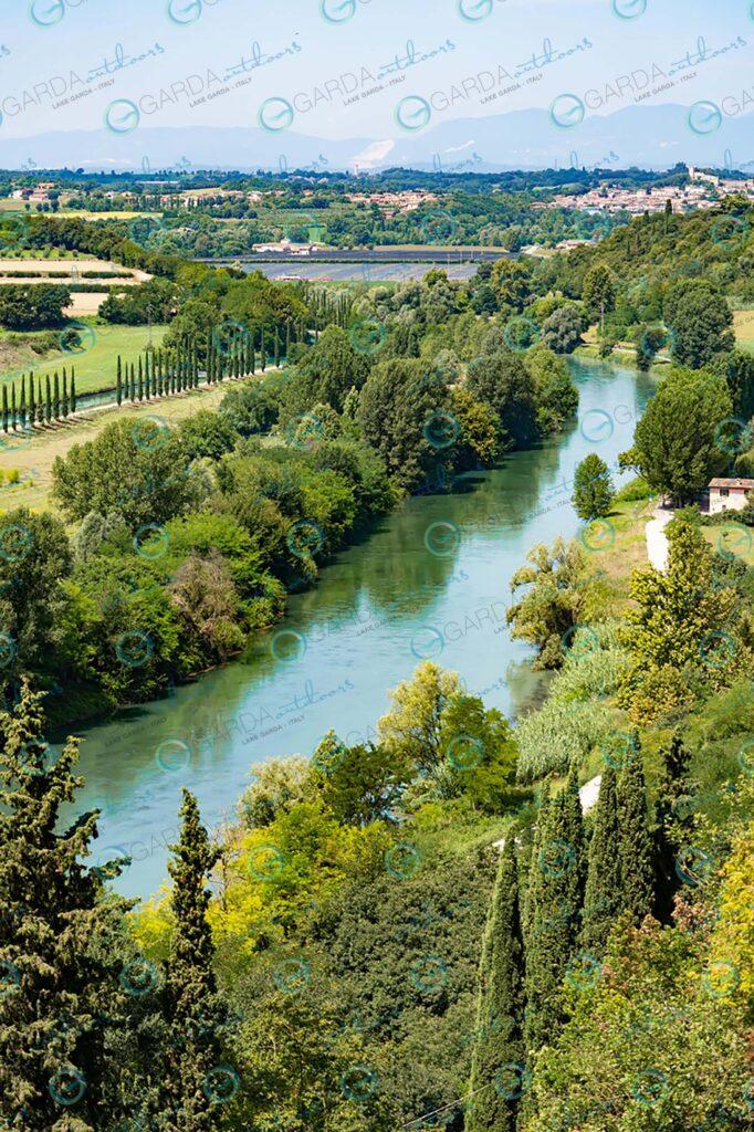 Parco Giardino Sigurtà – Mincio river